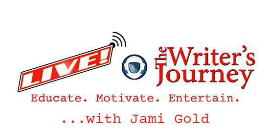 Live! The Writer's Journey: Educate. Motivate. Entertain. with Jami Gold