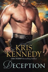 Deception by Kris Kennedy book cover