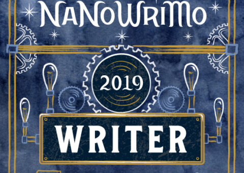 NaNoWriMo 2019 Writer participant badge