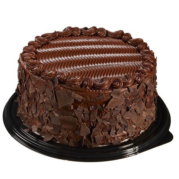 Costco All-American Chocolate Cake
