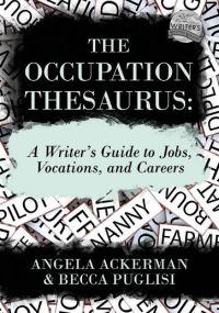The Occupation Thesaurus book cover