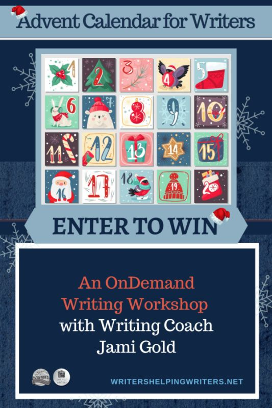 Enter to Win an OnDemand Writing Workshop with Writing Coach Jami Gold